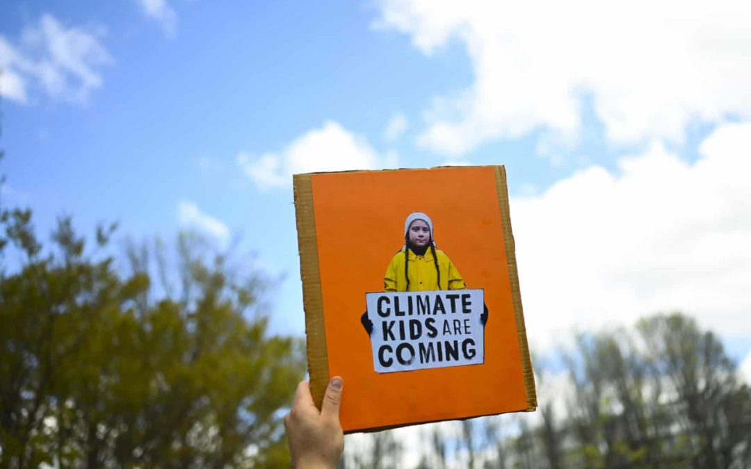 Check Out: The Guardian – Greta Thunberg: face of the global climate strikes